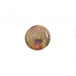 capsules Twist-Off de diamètre 82,Motif:FLORABELHA