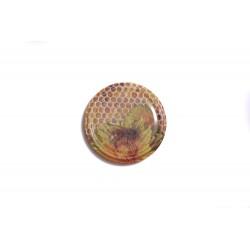 capsules Twist-Off de diamètre 63,Motif:FLORABELHA
